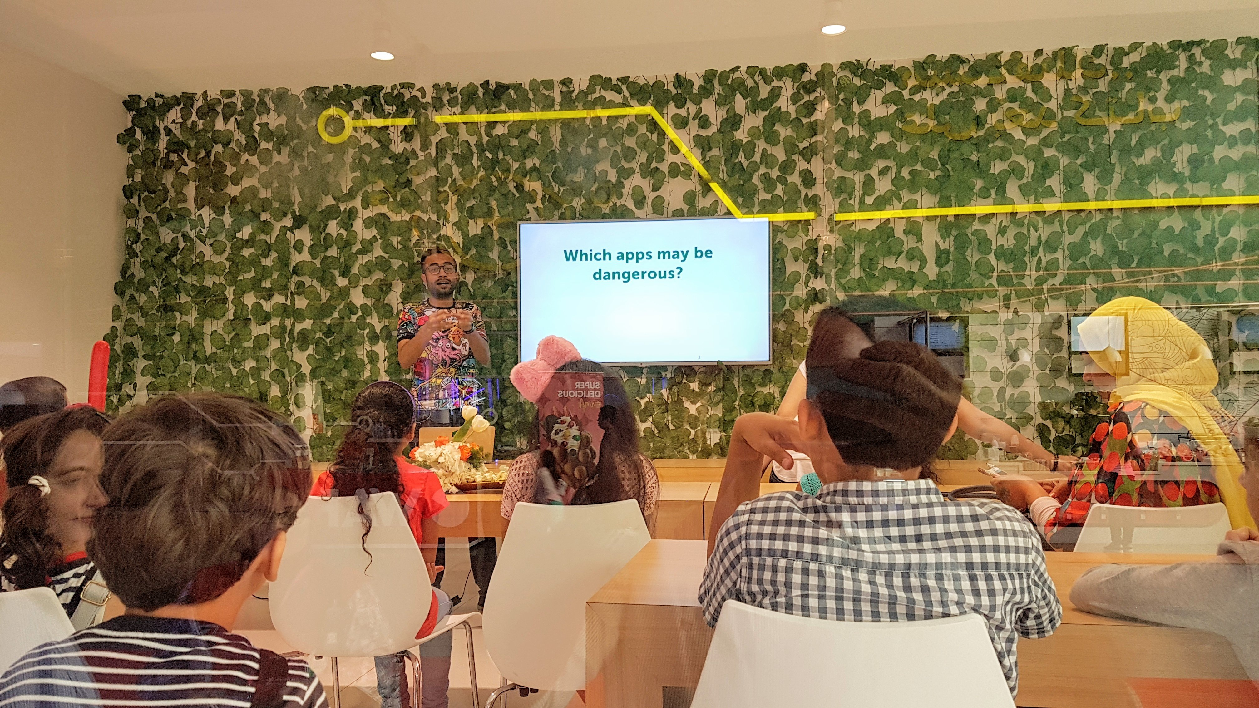 Hands-on Workshops in Sharjah by PhysUX Lab, an Experiential Marketing Agency in Dubai